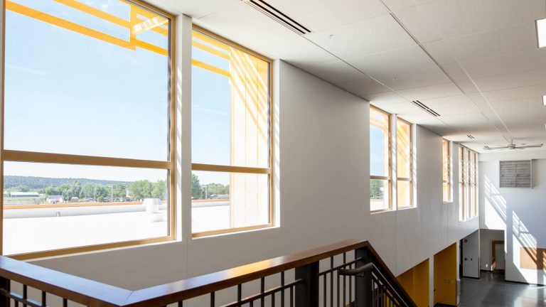 Charity in the Intergovernmental Council of Road Workers: Purchase of Quality Windows for Schools